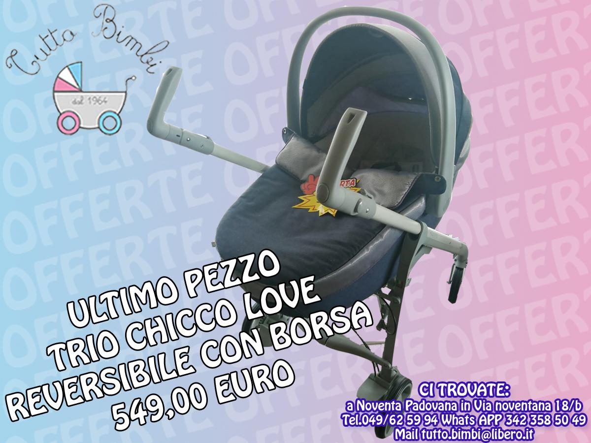 PROMO ULTIMO TRIO CHICCO LOVE